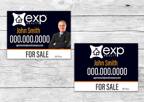 EXP Realty  Sign Panel 4