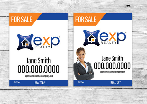 EXP Realty 24X30 HANGING PANELS 1