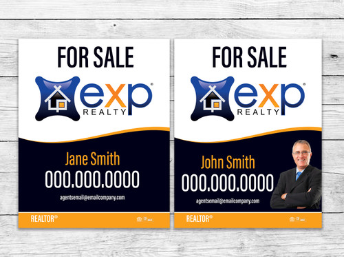 EXP Realty 24X30 HANGING PANELS 2