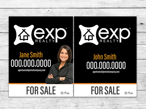 EXP Realty 24X30 HANGING PANELS 4