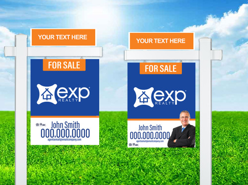 EXP Realty Colonial Post Sign Unit 3