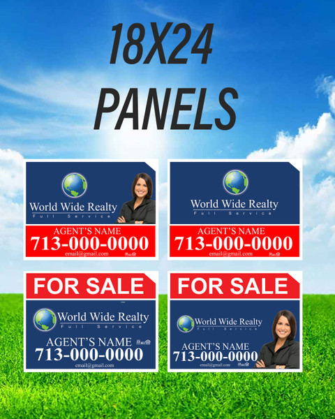 WWR 18X24 SIGN PANELS