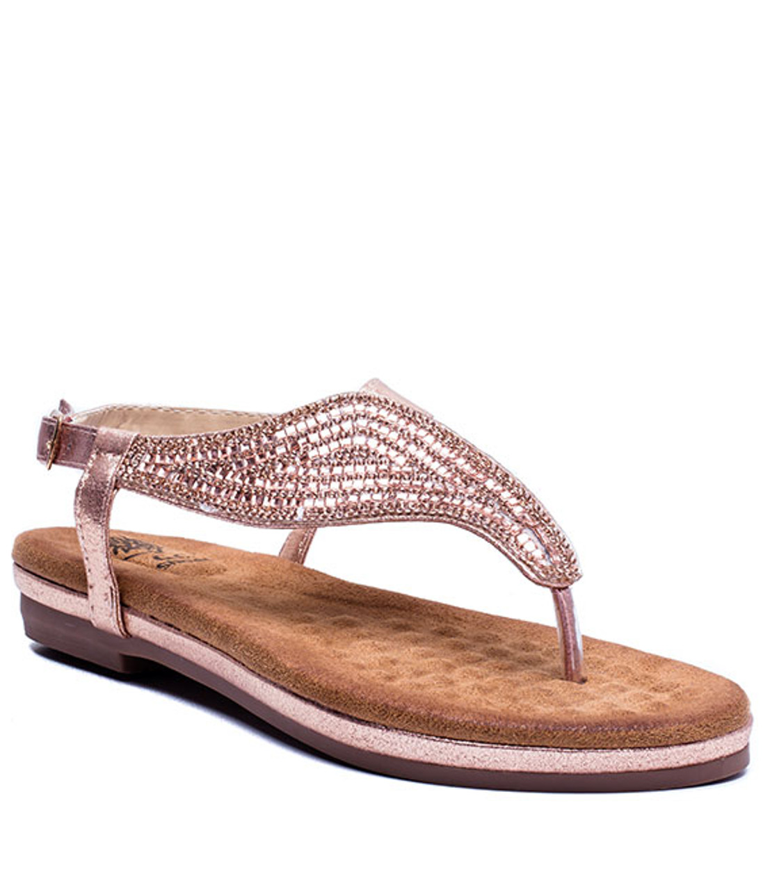 4aab56876 ... Mira Summer Sandals Rose Gold. Previous Next