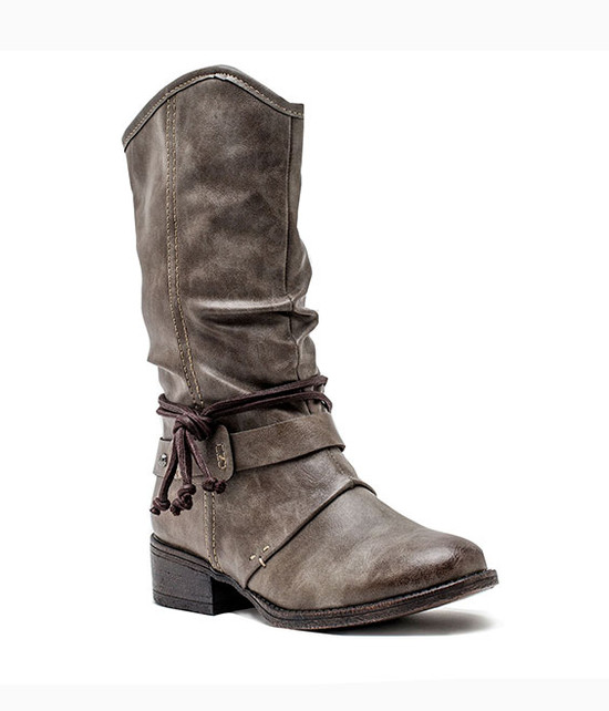 Dustin Boot in Taupe