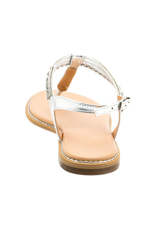 GC Shoes Lia Sandal Silver