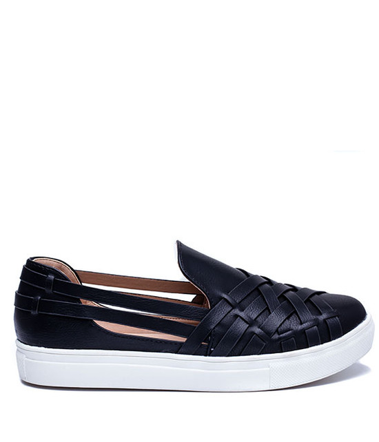 Dantelle Silp On Women Sneaker Black