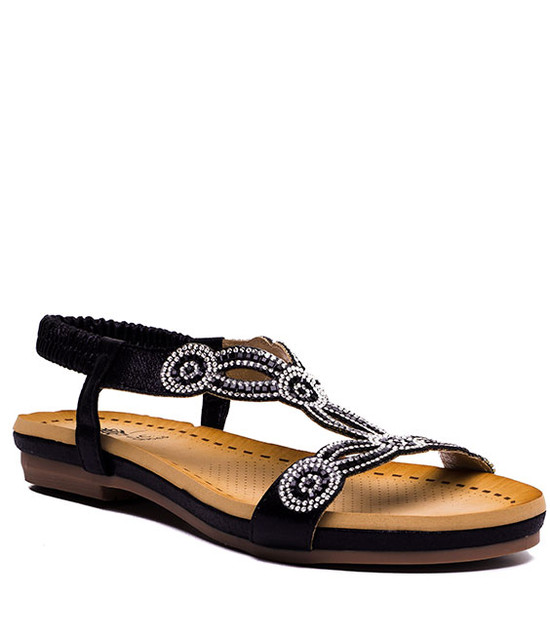 Gloria Sandal Black