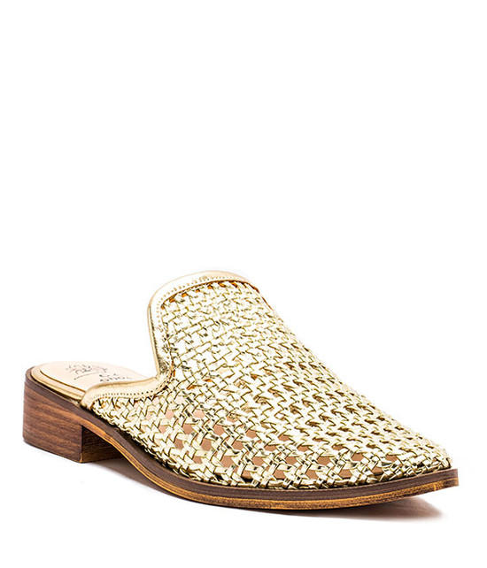 Sparda Slip On Gold Dual-gore panels