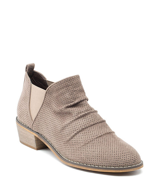 Gc Shoes Chelse Slim On Bootie Taupe