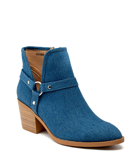 Gc Shoes Dover Bootie Denim