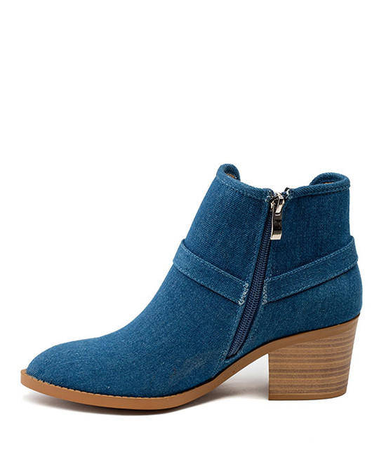 Dover Bootie Denim