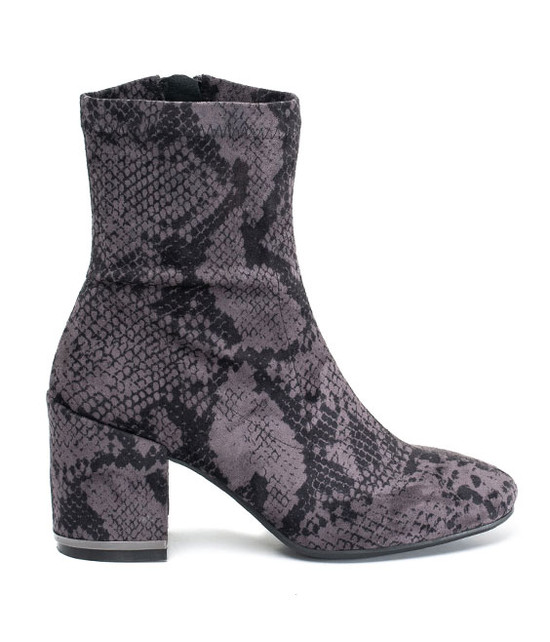 Gc Shoes Penny Print Snake skin Grey