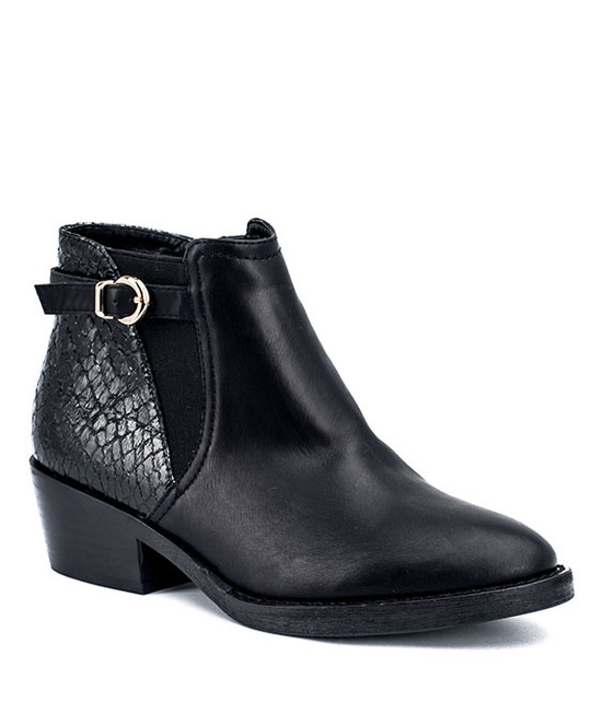 Gc Shoes Margo Ankle Bootie Black