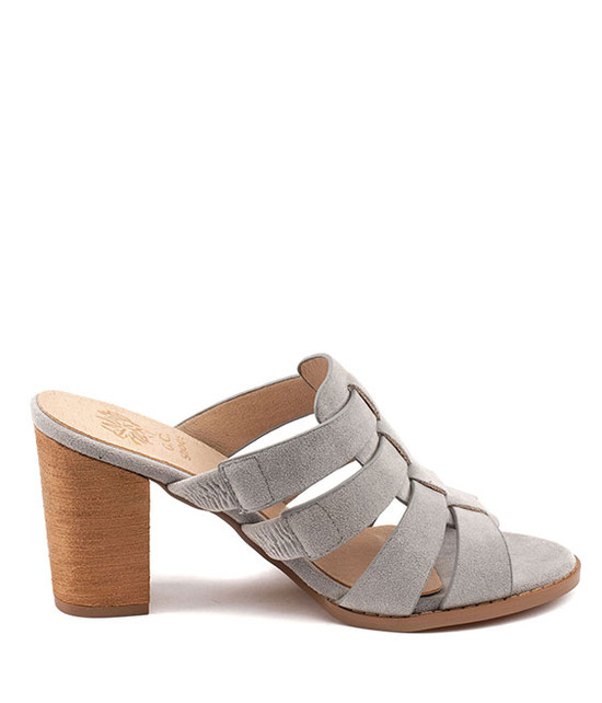 Esmay Sandal by Gc. Shoes Grey