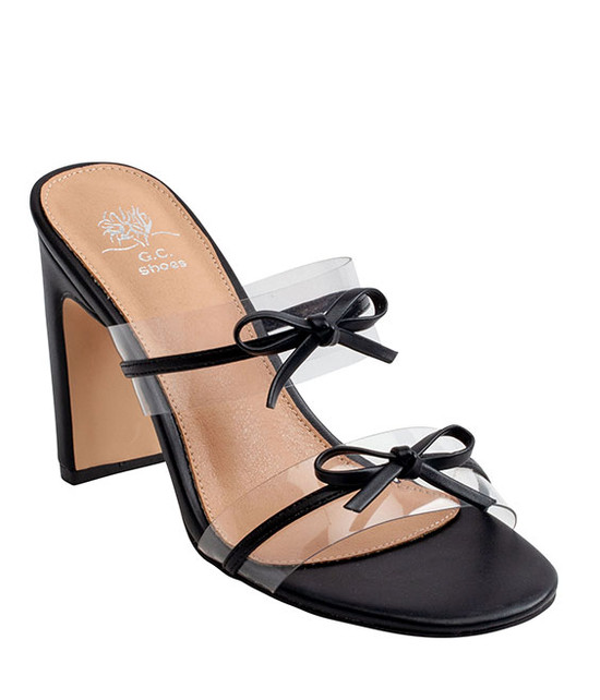 Gracelyn Sandal By Gc. Shoes Black