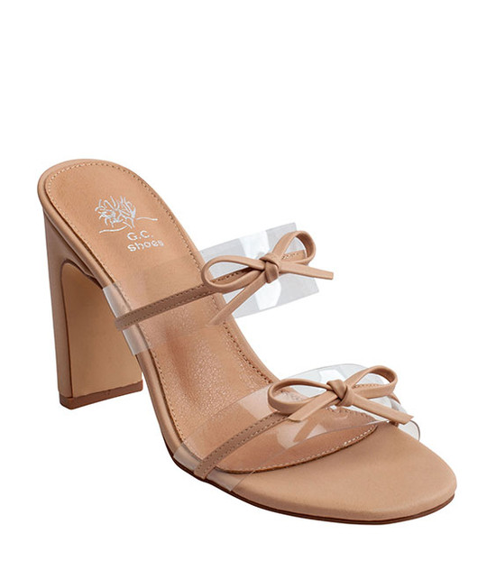 Gracelyn Sandal By Gc. Shoes Nude