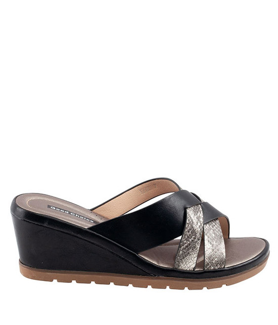 Ibiza Sandal Gc Shoes Black