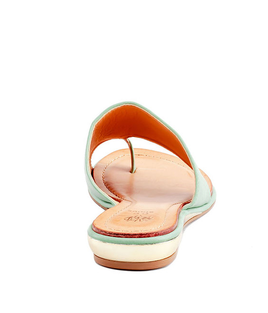 Harlow  Slip - On Sandal by Gc. Shoes Mint