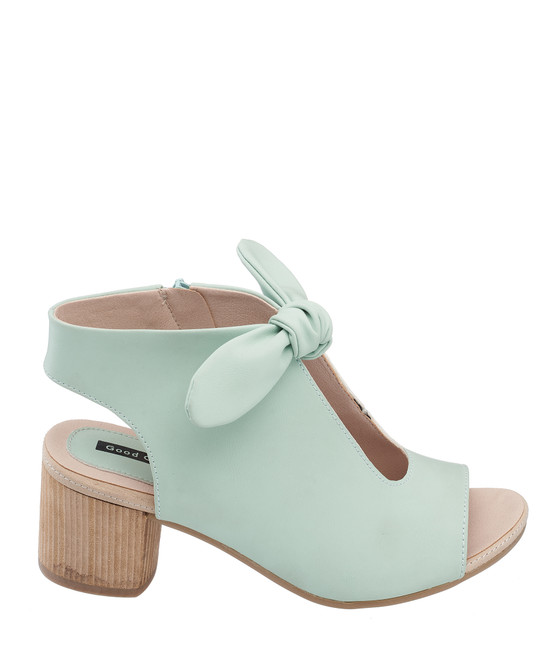 Kimora High Heel in Mint