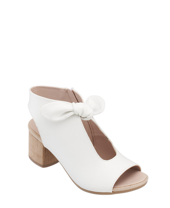 Kimora High Heel in White