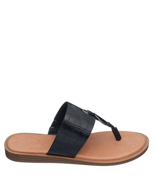 Candice Sandal in Black