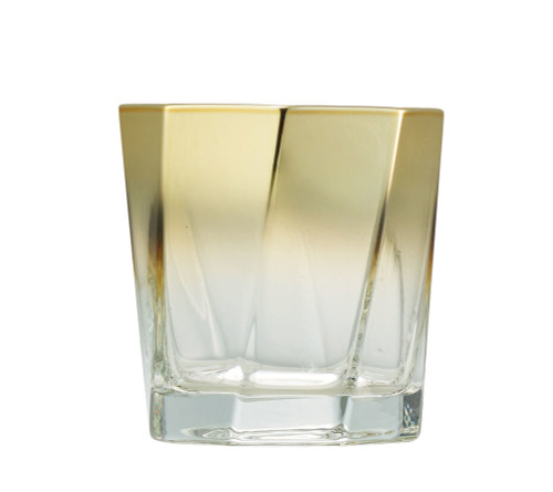 Helix Double Old Fashioned Glass