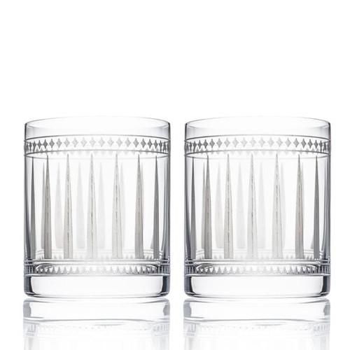 Marrakech Short Drink Glasses Set of 2