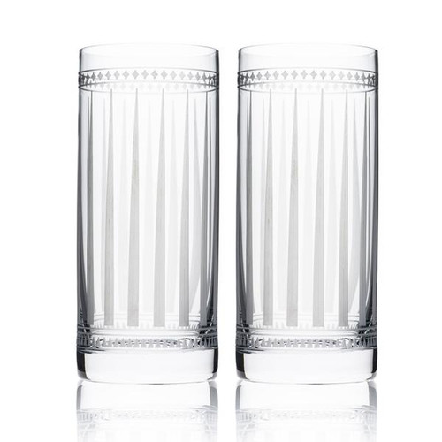 Marrakech Tall Drink Glasses Set of 2