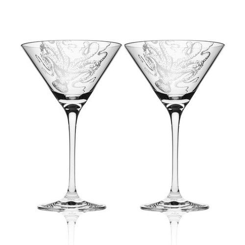 Lucy Martini Glasses Set of 2