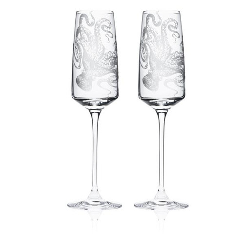 Lucy Champagne Glasses Set of 2