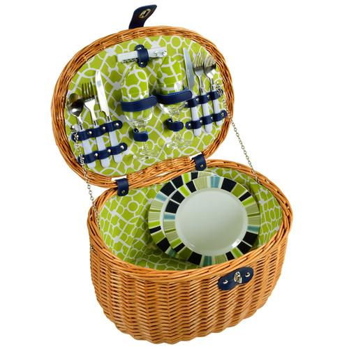 Ramble Picnic Basket For Two