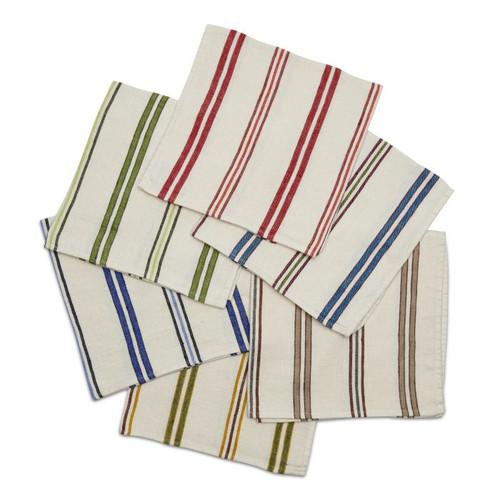 Bistro Stripe Napkin