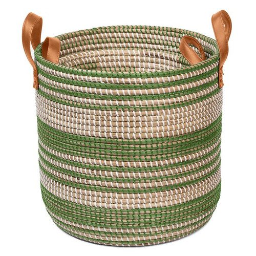 Olinda Natural Seagrass Nesting Baskets (Set/2)