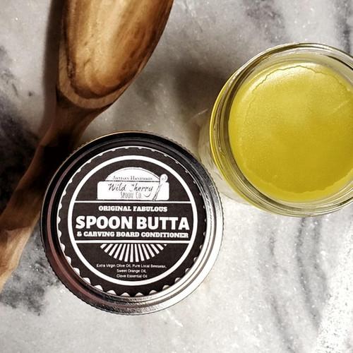 Spoon Butta & Carving Board Conditioner