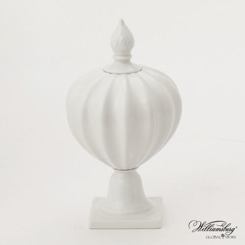 Beaufort Flame Bottle-White