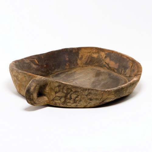 Wooden Tray Chipatti Bowl-20 to 24