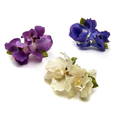 Vanda Orchid Napkin Ring