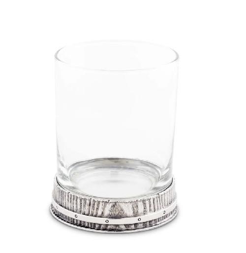 Faux Bois Bar Glass from Vagabond House