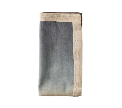 Dip Dye Napkin S/4 | Beige, Taupe, Gray