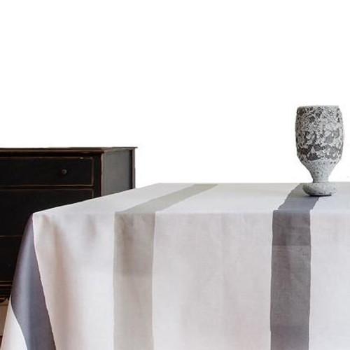 Cinta Table Linens | Grey by Huddleson