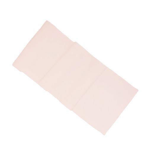 Pink Linen Table Runner
