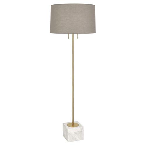 Jonathan Adler Canaan Floor Lamp   Nickel