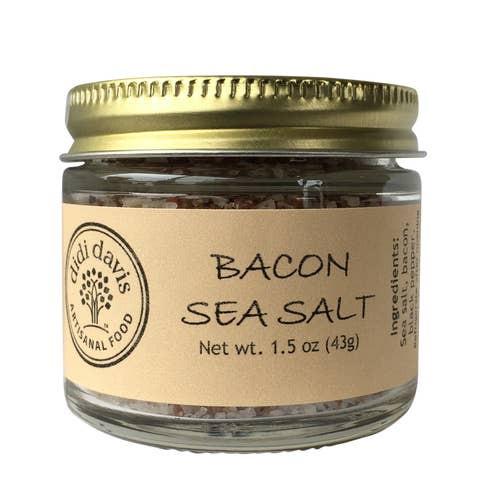 Bacon Sea Salt