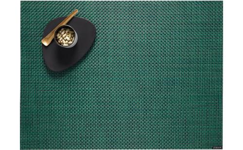 Basketweave Signature Rectangular Placemat - Pine