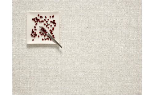 Chilewich Boucle Placemat Marshmallow