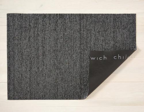 Chilewich Heathered Shag Mat - Grey
