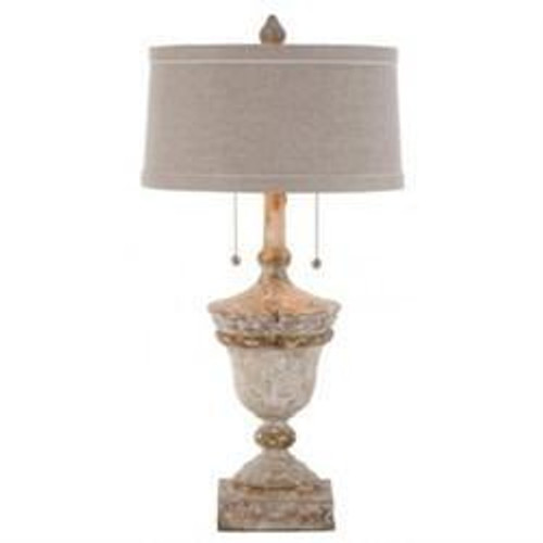 Aidan Gray Namur Fragment Lamp with Gold
