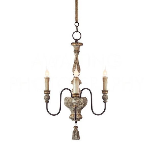 Chartres Chandelier by Aidan Gray