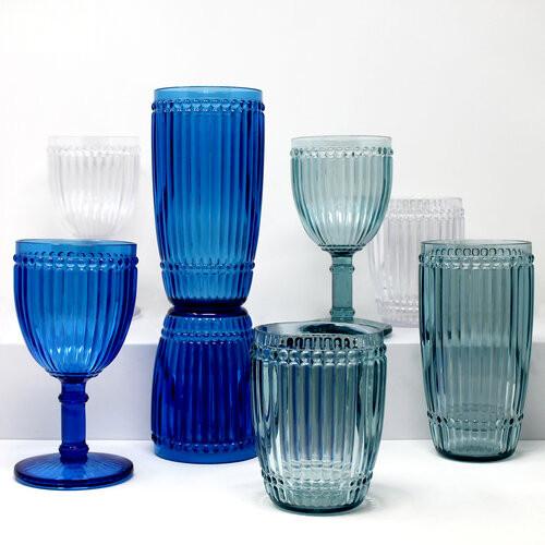 Milano Glassware Collection