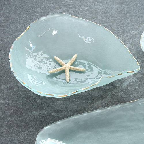 Shells Volute Serving Bowl by Annieglass
